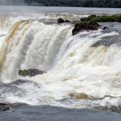 Blanka Svobodova - Iguazu falls