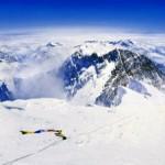 Miroslav Caban - 006 Everest vrchol 100 cm reduk žluté