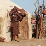 Vita Krsul - Namibia_Himba_village