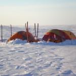 Zdenek Lycka - stany po snehove bouri