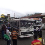 Sri Lanka - doprava