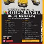OLOMOUC plakat 2014
