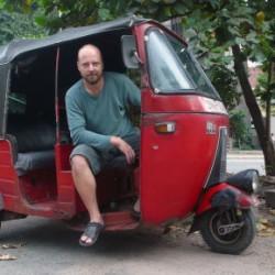 Petr Horky - Sri Lanka