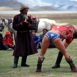 Martin Belocky - mongolsko