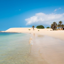 KAPVERDY - Chaves-beach-Praia-de-Chaves-in-Boavista-Cape-Verde