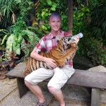 Marek Kovar - Portrét - Bangkok - Safari world