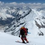 Pavel Bem - 17 Sestup - konečně pořádná lyžovačka