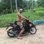 Jan Drobny - motorka