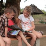 Martin Sil - afrika - picnic site