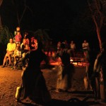 Martin Sil - afrika - tanecnici