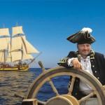 LA GRACE _ kapitan PEPA DVORSKY a lod