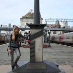Ina Pisova - Vladivostok_poslední zastavka magistrály