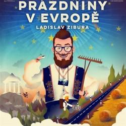 Ladislav Zibura - prazdniny v evrope