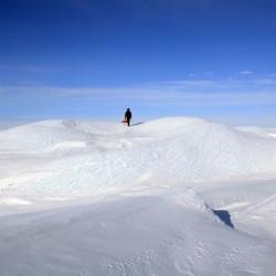 Zdenek Lycka - prvni dny na ledovci
