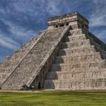 Jan Lejsek - Mexiko - 14-tapeta-na-plochu-mexiko-mayske-mesto-chichen-itza-a-kukulkanova-pyramida