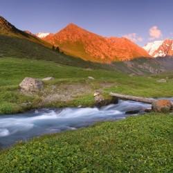 Kyrgyzstán 2011