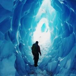 Jana Halaszova - novy zeland - franz josef glacier