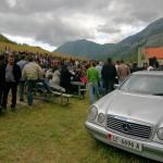 IMG_7497; hory; sever; Boge; fiesta;  Albania