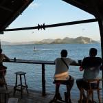 kiteboarding z baru