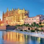 Mallorca - Palma-de-Mallorca-Cathedral