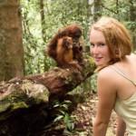 Martina Gebarovska - foto - Orang utans of North Sumatera