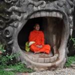 Zdena Strykova - Laos - Meditace