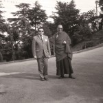 399_DALAJLAMA_Privátní procházka s dalajlamou, počátek sedmdesátých let