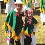 Kamila Hnykova - Peru - Festival v Raqchi-děti
