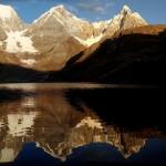 Kamila Hnykova - Peru - Jezero Carhuacocha