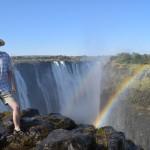 Marek Kovar - Portrét - Zimbabwe - Viktoriiny vodopády