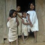 Milada Konecna - COLOMBIA kmeň Strateného mesta