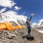 Petr Jan Juracka - 2016, Stuart Erskine, K2 base camp, Pakistan