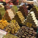 ST - trh susene ovoce