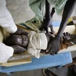 Ambulatory Therapeutic Feeding Program, Akon South Sudan