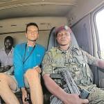 TOMAS POLACEK - stopem afrikou (1)