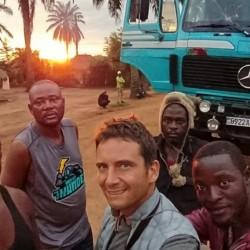 TOMAS POLACEK - stopem afrikou (2)