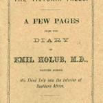 Marie Imbrova - Emil Holub, few pages