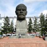 Ina Pisova - Ulan-Ude_Lenin