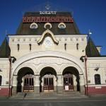 Ina Pisova - Vladivostok_nádraží