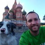 Slavek Kral - Rusko, Moskva