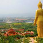 Klara Vancakova - Great Buddha Temple Xishuangbanna