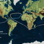 Martin Dolecek - na plachetnice - MARTIN DOLECEK 02190FINISH obeplutí světa