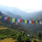 Veronika Marcikova - everest - V Nepálu najdete velké množství terasovitých polí